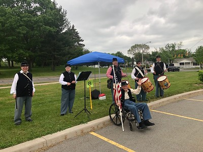 Excelsior Brigade Fife and Drum Corps