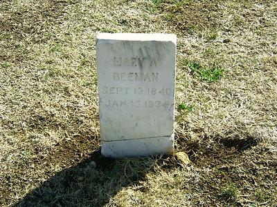 Veterans Tombstones