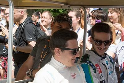 Formula E - The Drivers