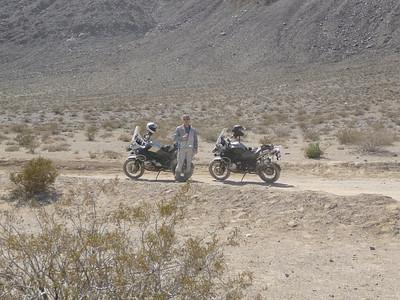 Death Valley, March, 2010