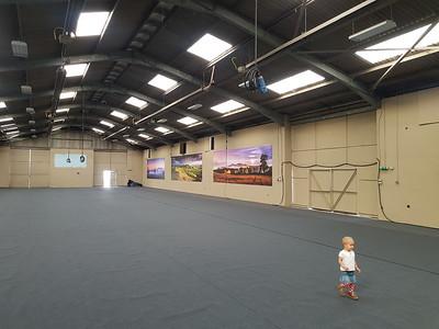 Avon Hall Project - progress