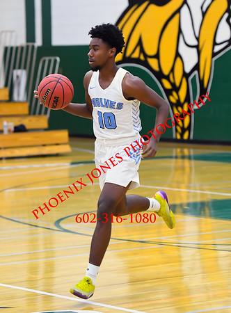 11-25-19 - Estrella Foothills vs. Peoria (Sunnyslope Hoopsgiving Basketball Tournament)