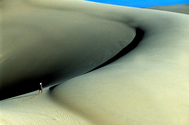 Vietnam Sand Dunes.