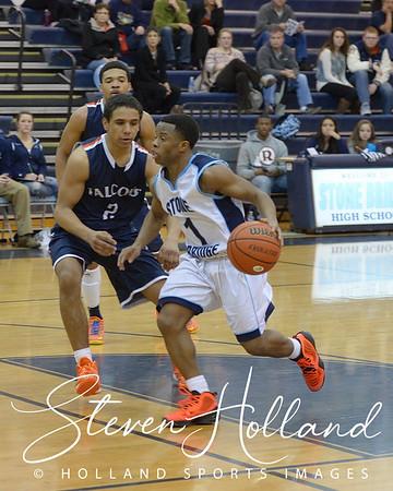 Boys Basketball - Varsity: Stone Bridge vs Briar Woods 2.12.14 (by Steven Holland)