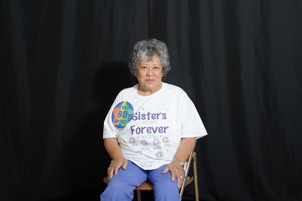 Lillian Woo's 80th Birthday