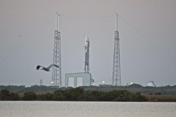 Media Covers NASA's DSCOVR Launch