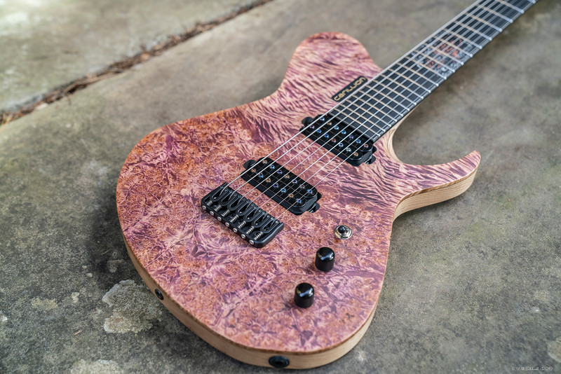 Carillion Nemesis 7 - Maple Top - 27th May 2019