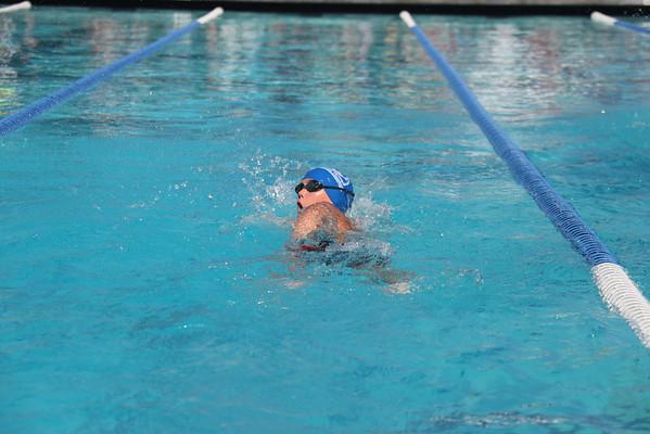 2013 Swim Meet at Cabrillo