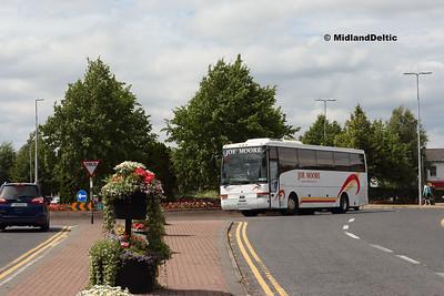 Portlaoise Area (Bus), 26-07-2018