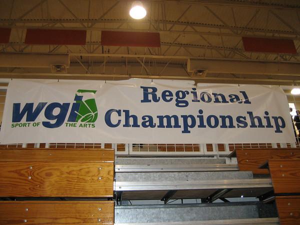 2007-03-03: WGI Atlanta Regional - Winterguard
