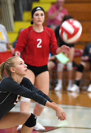 Grand Valley at Edgewood Volleyball 9/16/19