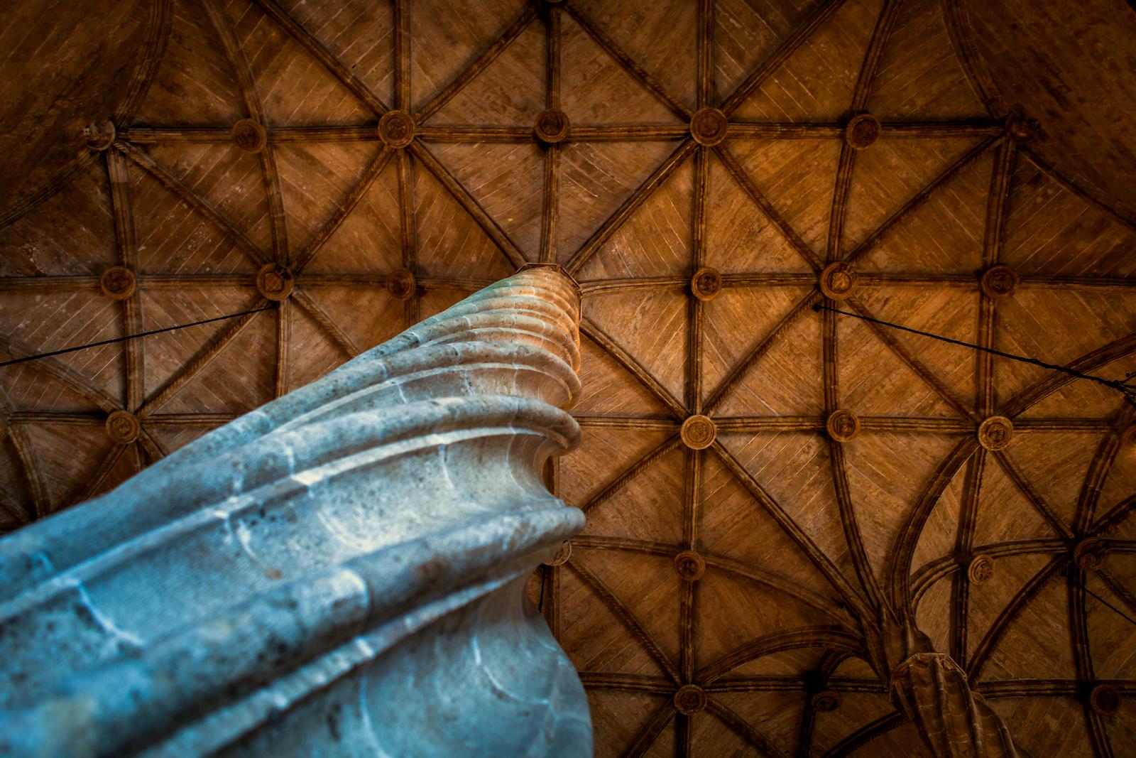 西班牙巴伦西亚,世界遗产丝绸交易所