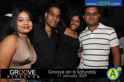 Groove - 17th January 2009