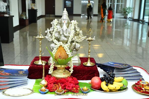 Sathangai Narthanalyam Presents Bharathanatyam Arangetram