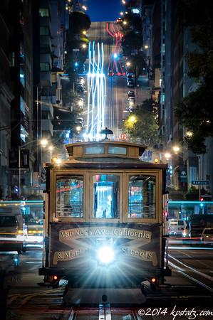 San Francisco October 2014