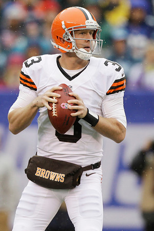Browns Oct. 7, 2012