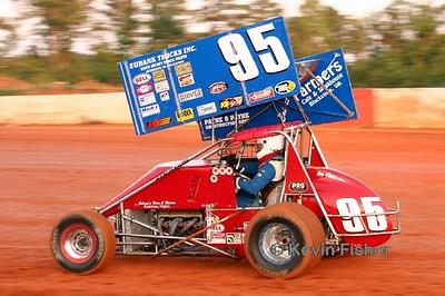 VSS Sprints at County Line Raceway - 6/7/08