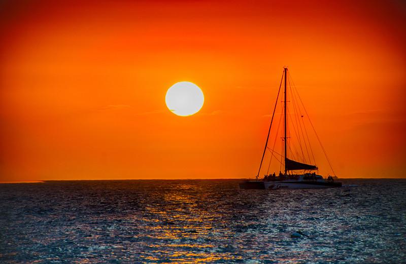 Awwwww...sunset.  Perfect.