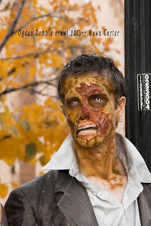 Ogden Zombie Crawl 2013