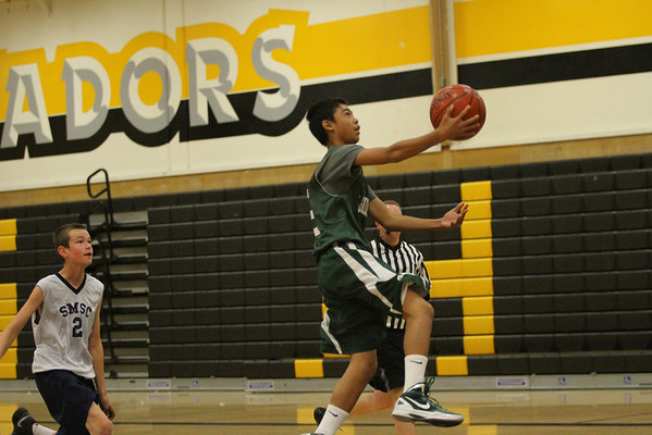 St. Isidore Spartans Nov 11, 2012