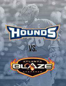 Hounds @ Blaze (6/3/17)