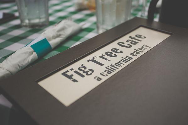 Brunch at Fig Tree Cafe, PB