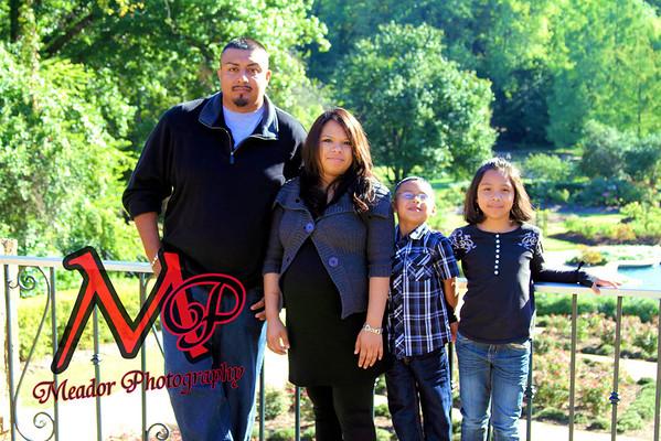 Jennifer & Family 10-19-13