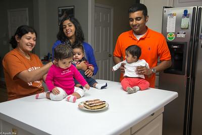 Aarya 10 Months Old
