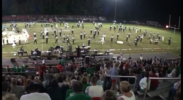 2012-09-21 Cary vs Middle Creek Videos