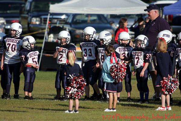 3rd Grade - 08-29-2010 vs Concord