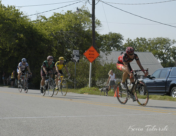 Anderson Stage Race, Anderson, TX, September 26, 2004 - Road Race