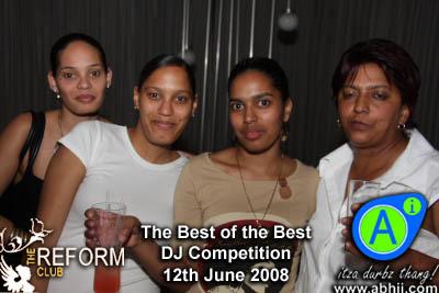 Reform - 12th june 2008