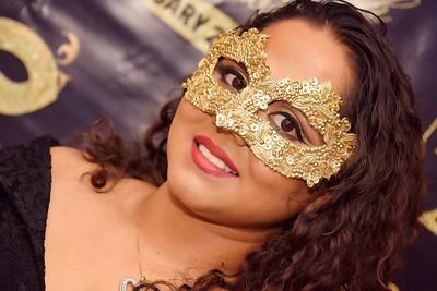 Ash's 30th Masquerade Ball