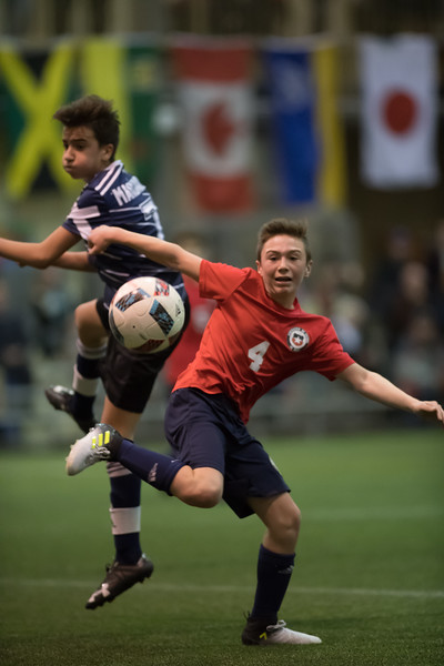 WCP U15 Chile