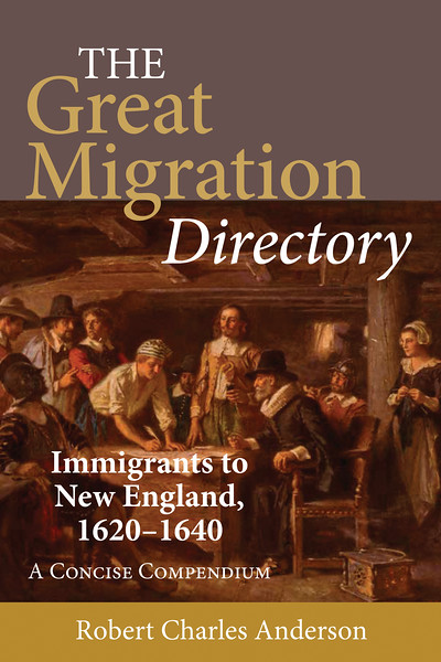 21.	Cover of Great Migration Directory