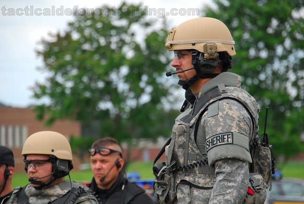 Tuscarawas County Regional SWAT Training