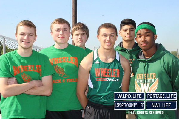 Varsity Boys Track and Field - IHSAA Sectional Meet