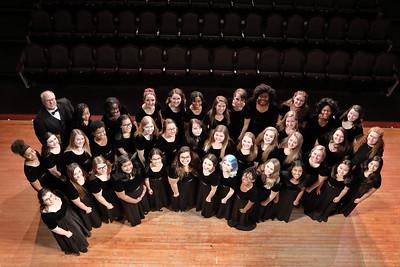 2019 Mercer Singers and Women's Choir