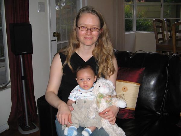 Riley & Rebecca