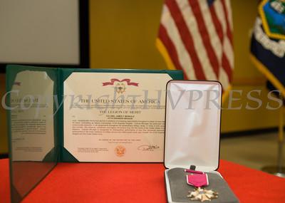 Monagle Legion of Merit Medal Ceremony