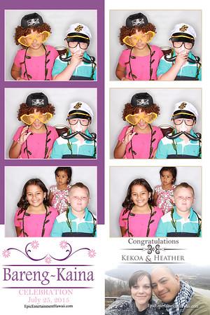 Kekoa & Heather