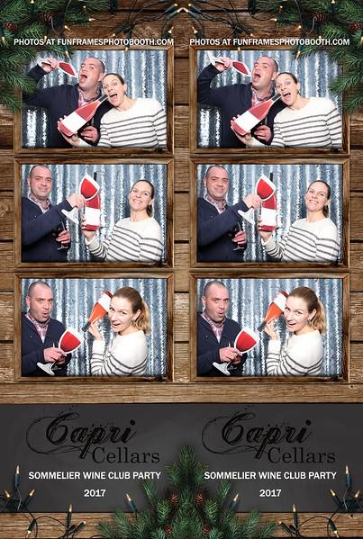 Capri Cellars Wine Party