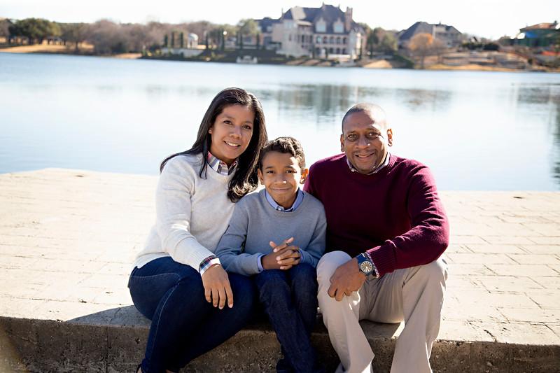 Yvette and Family- Winter 2020