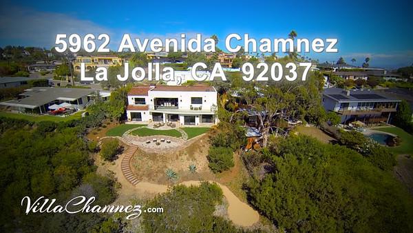 5962 Avenida Chamnez, La Jolla, CA  92037