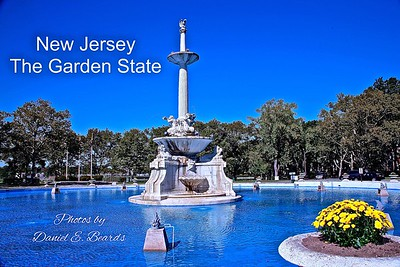 Virtual Tour of New Jersey The Garden State