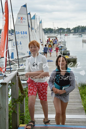 2013 Little Traverse Sailors Sailing School - Harbor Springs - Week of June 24 AM Session