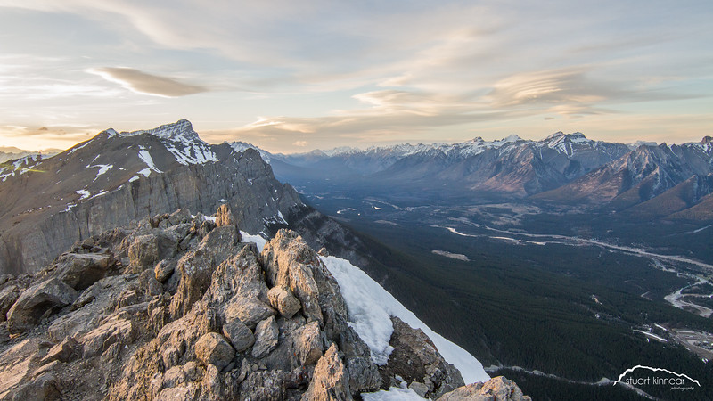Early Season Hiking in Canmore