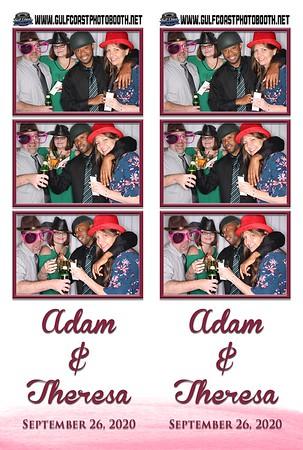 Theresa & Adam