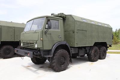 KAMAZ-43101 with KM-4310