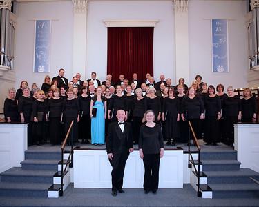 Pilgrim Festival Chorus 15th Anniversary Concert 4/24/14